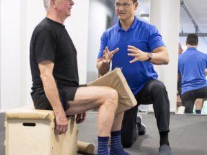 Vi over 60: Ble smertefri i kneet med balansert trening